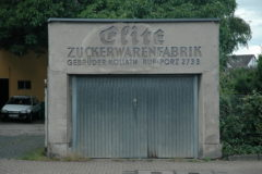 Garage in Porz